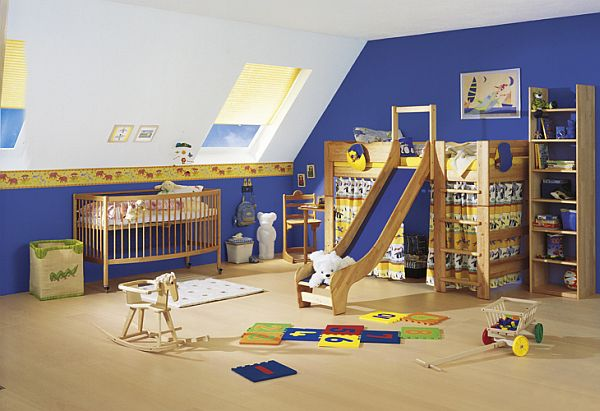Kids bedroom painT - Painting Kids Bedroom (Tips And Tricks)