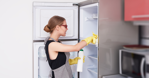 Make Your Refrigerator Odor Free