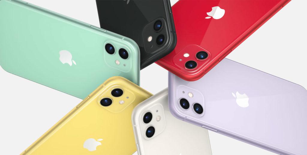 iPhone 11 colors 1024x516 - iPhone 11 (iPhone 11 Vs 11 Pro Vs 11 Pro Max)