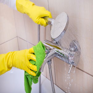 Cleaning the bathroom - How to Clean Your House Professionally In 5 Hours