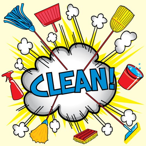 House Cleaning - How to Clean Your House Professionally In 5 Hours